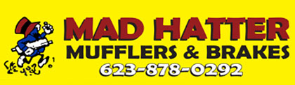Mad Hatter Mufflers & Brakes